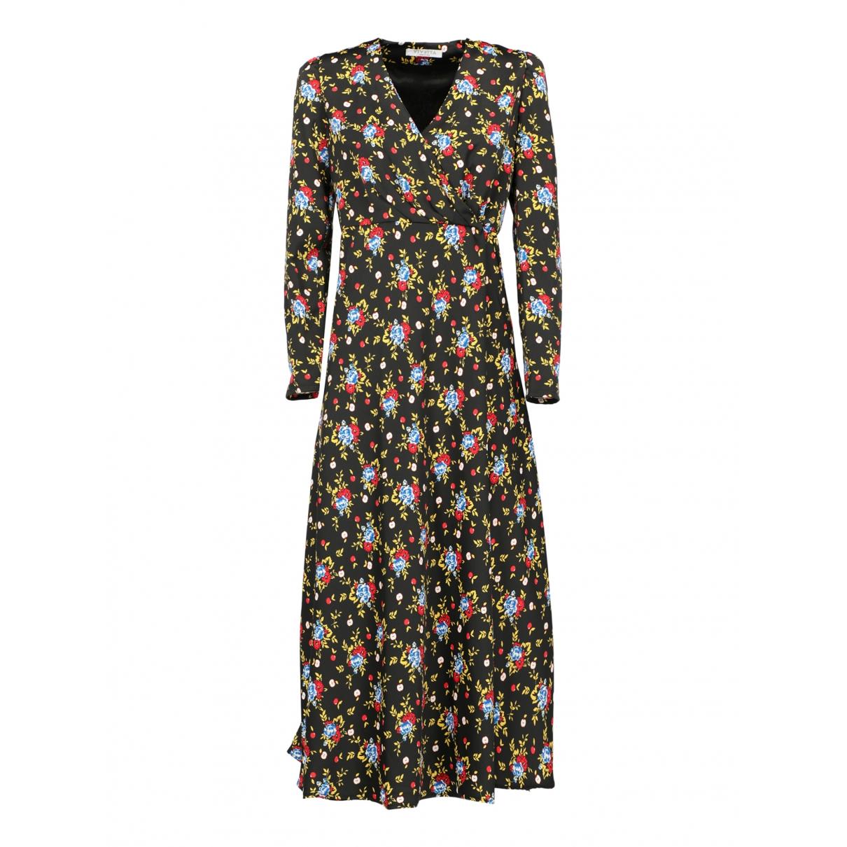 Vivetta \N Kleid in  Schwarz Synthetik