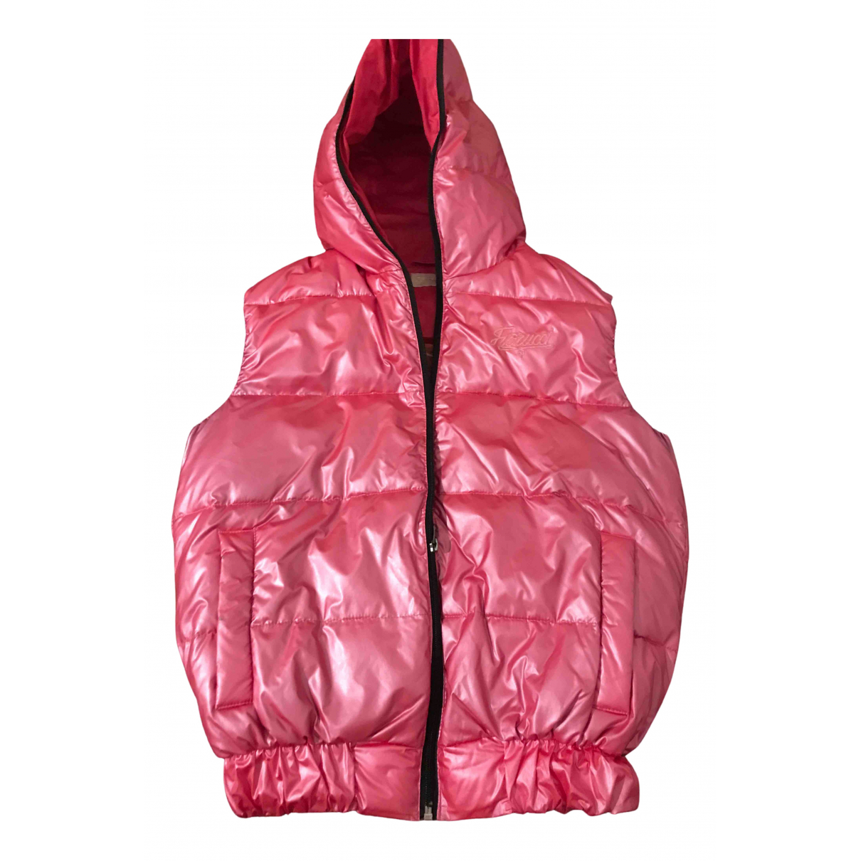 Fiorucci N Pink jacket & coat for Kids 14 years - S FR