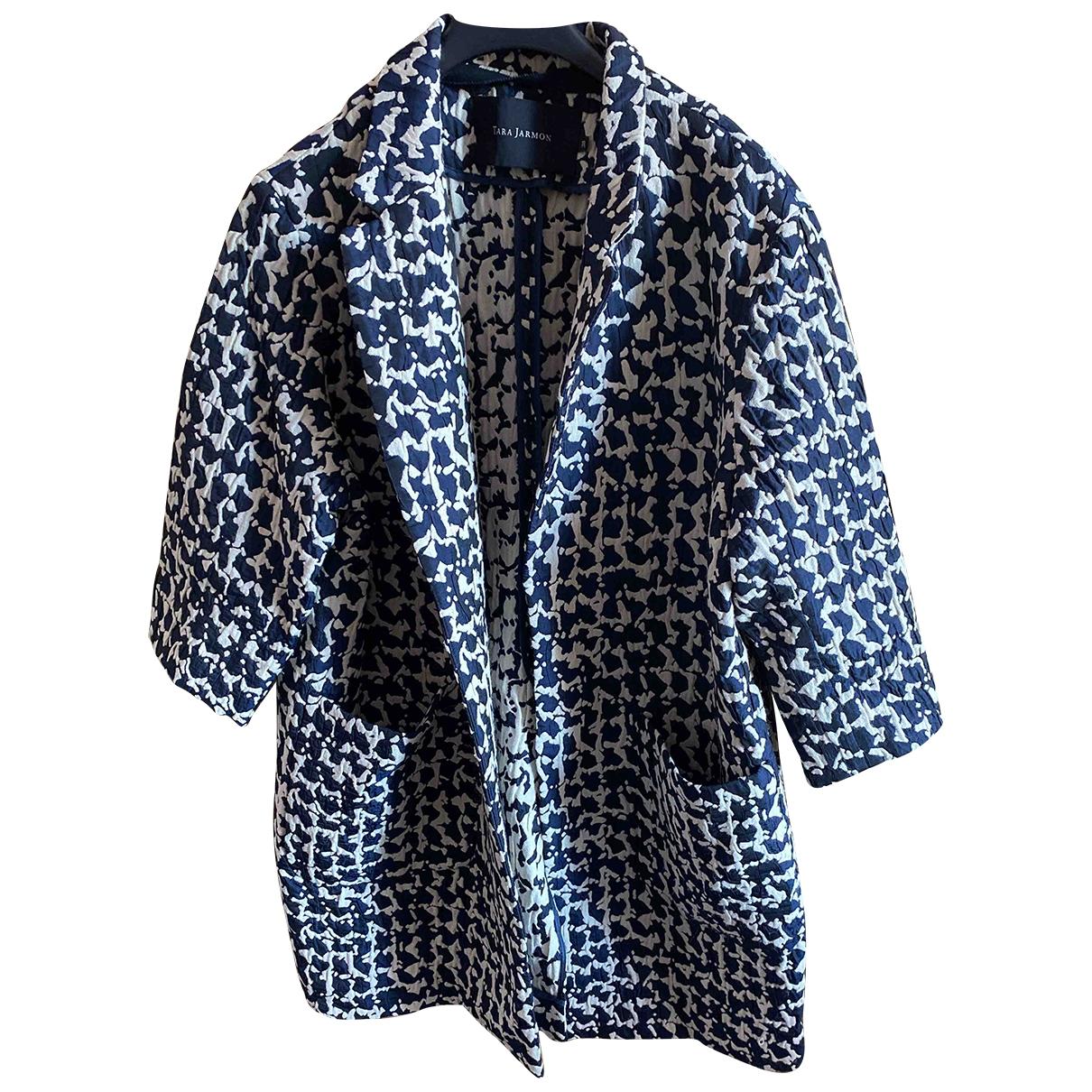 Tara Jarmon \N Blue jacket for Women 38 IT