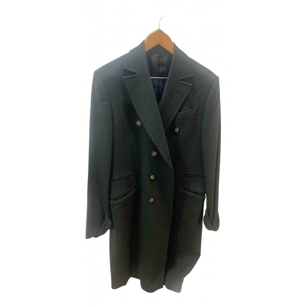 Just Cavalli - Manteau   pour homme en coton - kaki