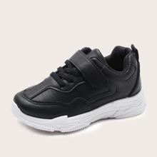 Zapatos deportivos para niños Lazada Liso