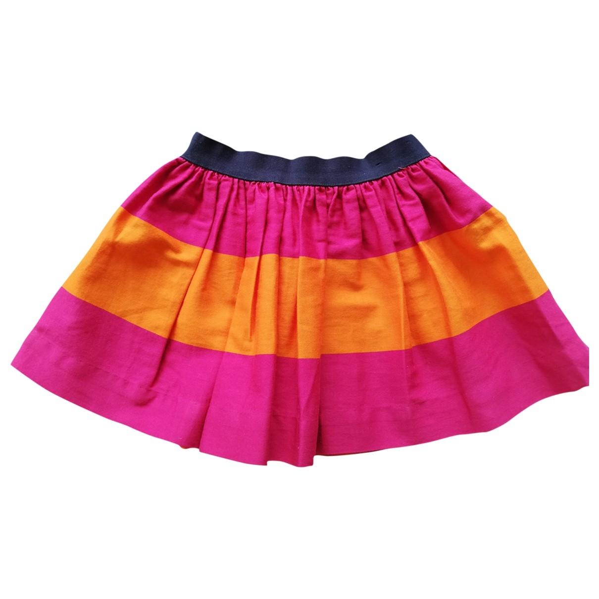 Ralph Lauren - Jupe   pour enfant en coton - orange