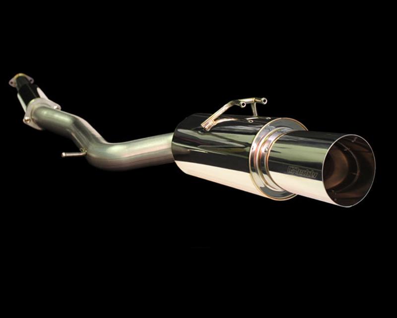GReddy Revolution RS Catback Exhaust System Mitsubishi IX 06-07