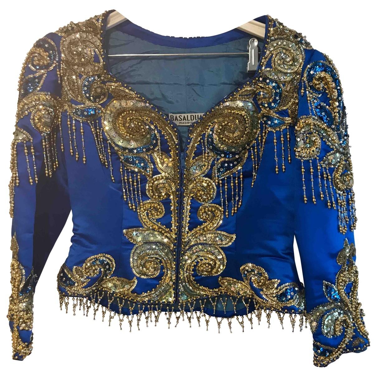 Non Signé / Unsigned \N Multicolour Glitter jacket for Women XXXXL International