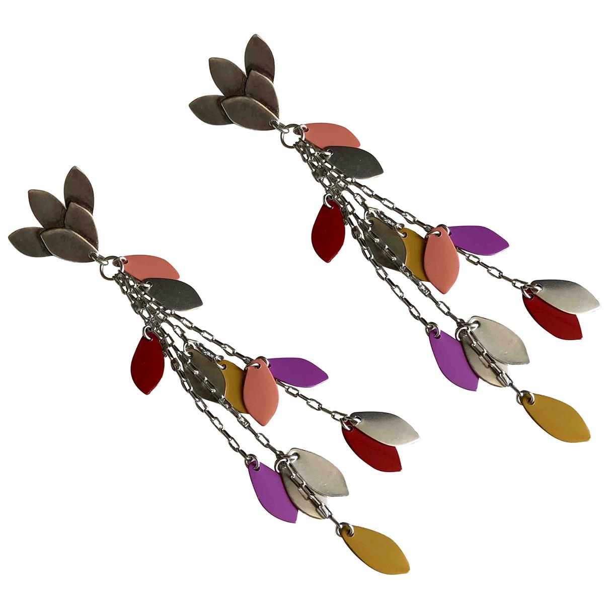 Isabel Marant - Boucles doreilles   pour femme en metal - multicolore