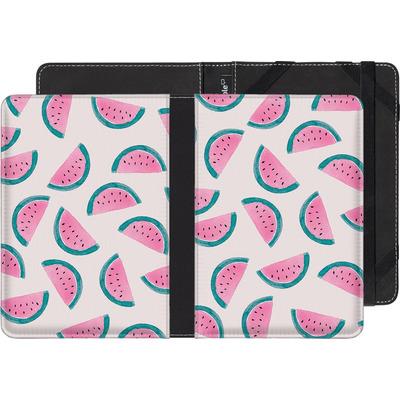 Kobo Aura eBook Reader Huelle - Watermelon Party von Iisa Monttinen