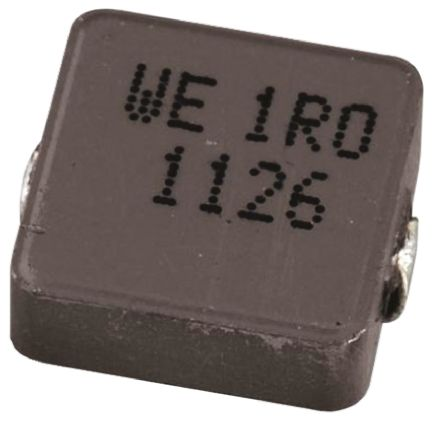 Wurth Elektronik Wurth WE-LHMI Series 22 μH ±20% Composite Iron Powder Multilayer SMD Inductor, 7050 Case, SRF: 8MHz 2.1A dc 170mΩ Rdc