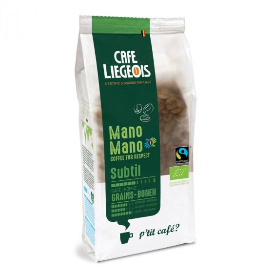 "Kaffeebohnen Cafe Liegeois ""Mano Mano Subtil"", 250 g"