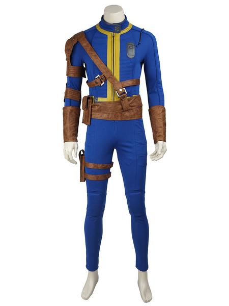 Milanoo Fallout 4 Halloween Cosplay Costume Halloween