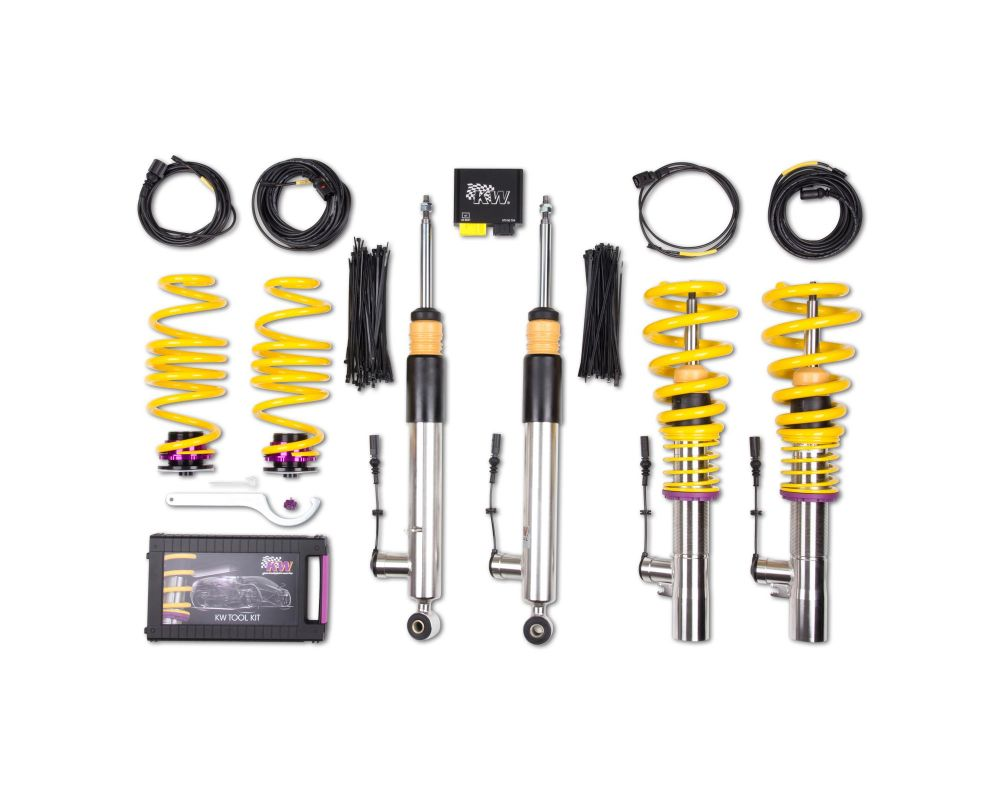 KW DDC ECU Coilover Kit BMW 2 series F22 Coupe M235i | M240i 2WD without EDC 2014+