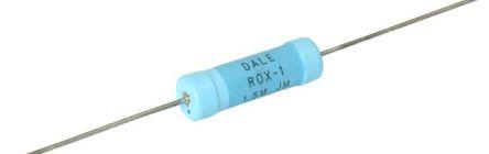 Vishay 100MΩ Metal Oxide Resistor 4W ±1% ROX100100MFKEL