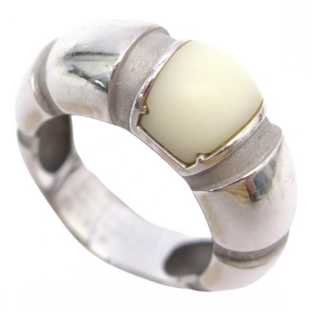 Mauboussin - Bague   pour femme en or blanc - argente