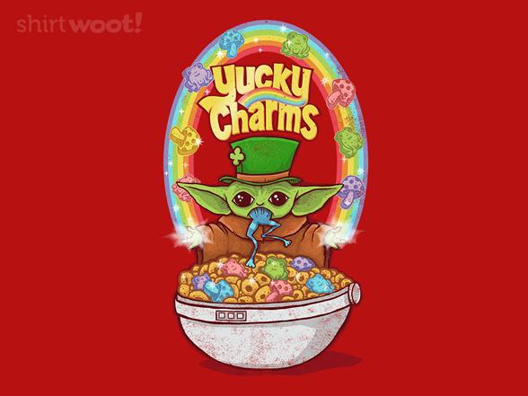 Yucky Charms T Shirt