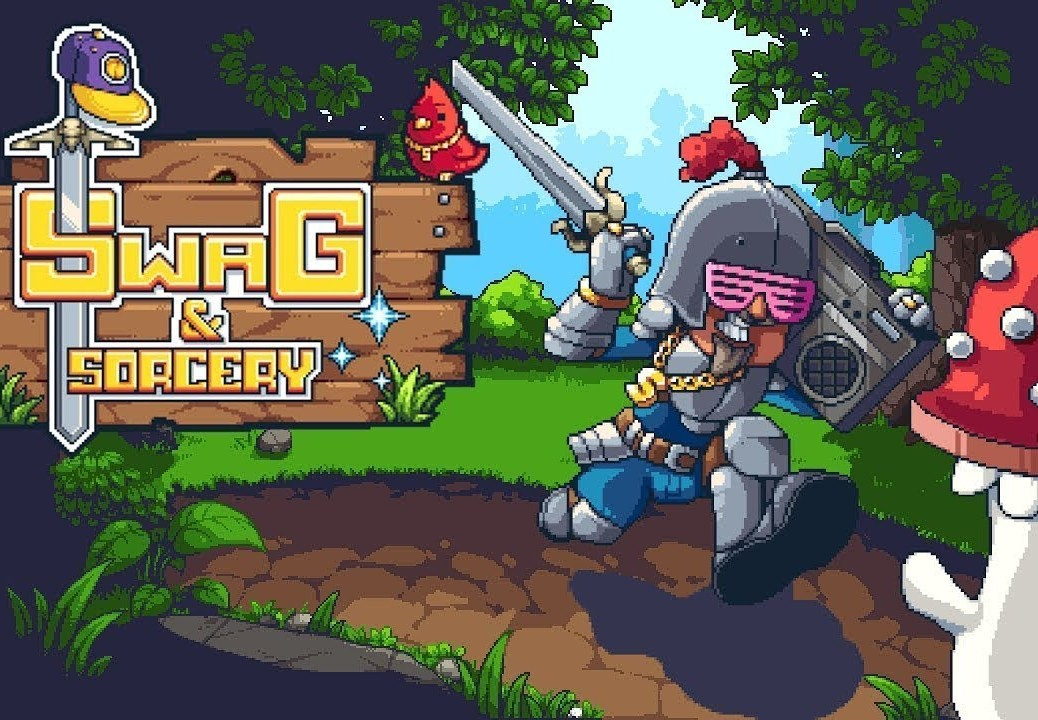Swag and Sorcery EU Steam Altergift