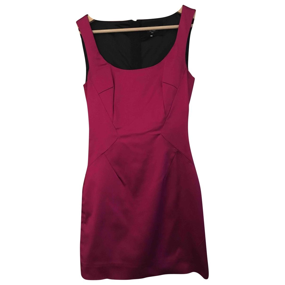 D&g \N Kleid in  Rosa Baumwolle - Elasthan