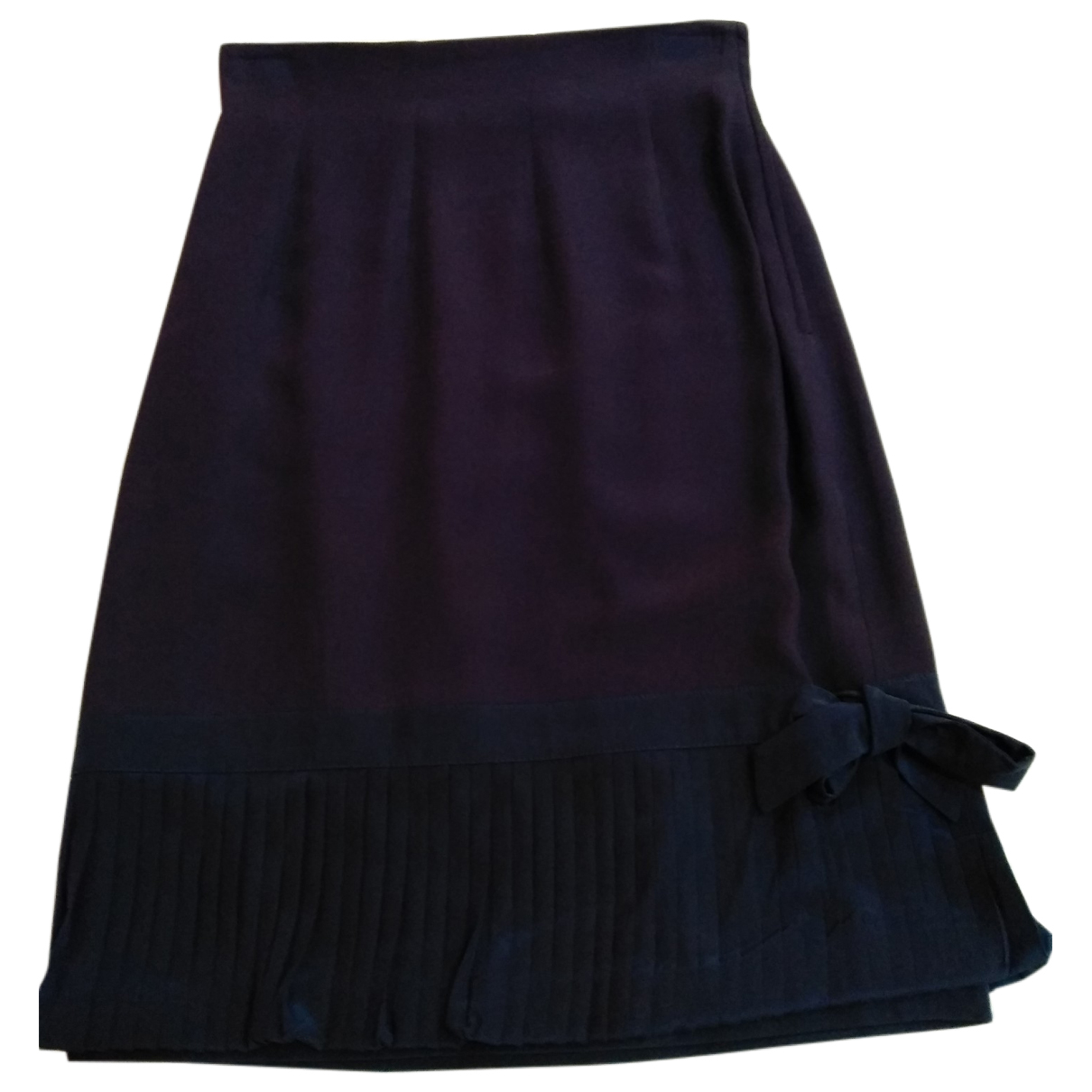 Alberta Ferretti - Jupe   pour femme - bleu