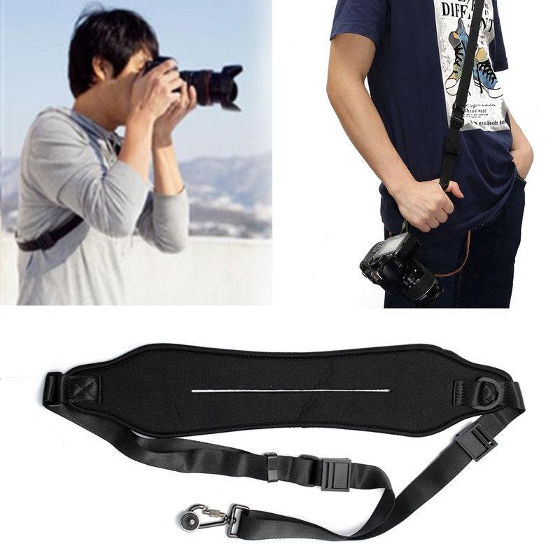 Nylon Camera Shoulder Neck Strap Belt For Canon Nikon Sony DSLR