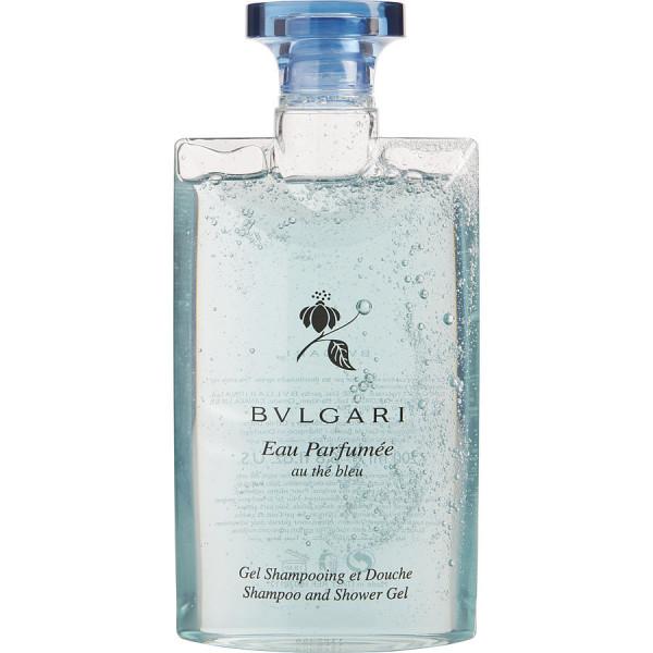Bvlgari - Eau Parfumée Au Thé Bleu : Hair & Body Shower Gel 6.8 Oz / 200 ml