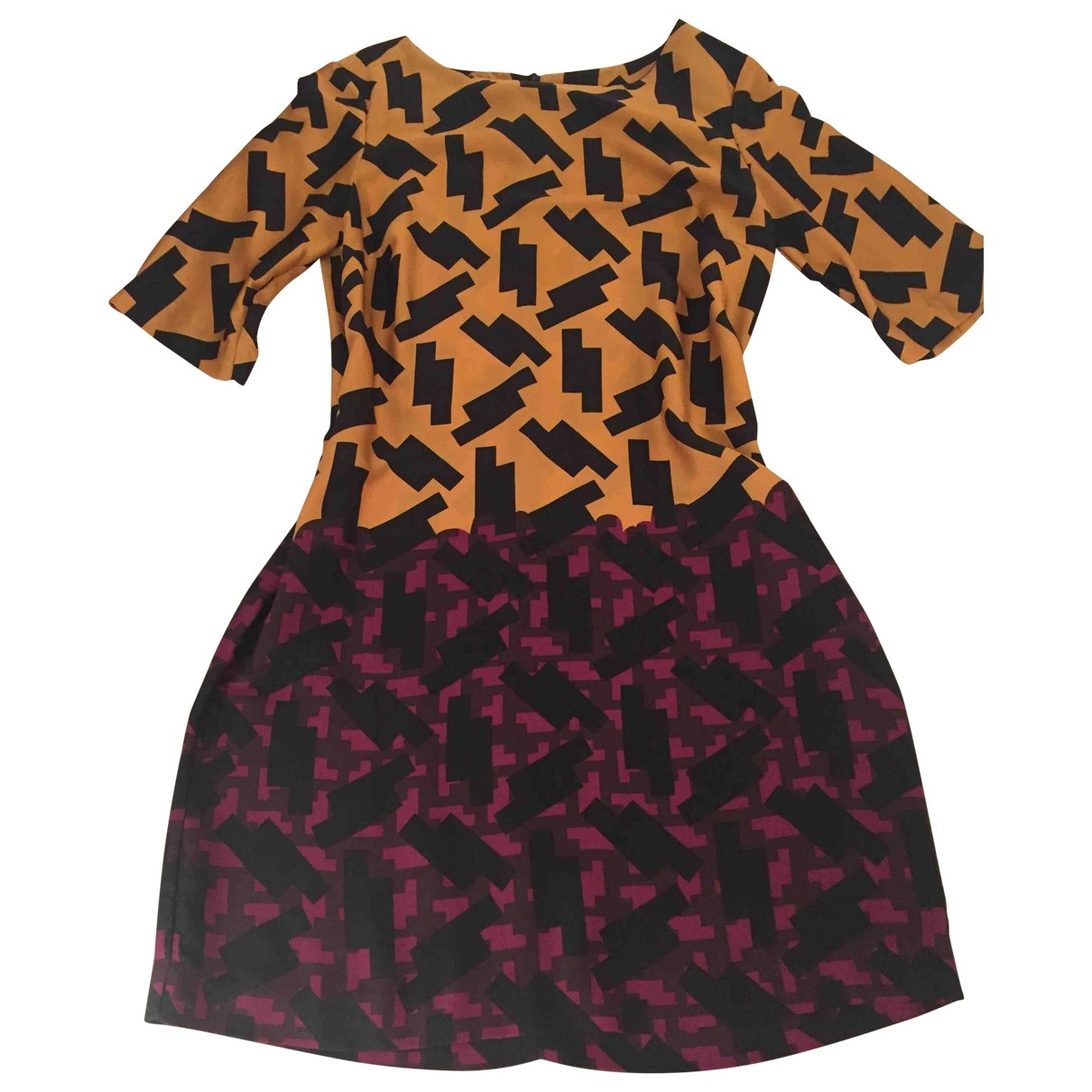 Hallhuber \N Kleid in Polyester