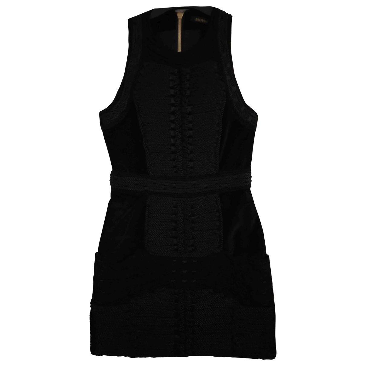 Balmain For H&m \N Black Velvet dress for Women S International