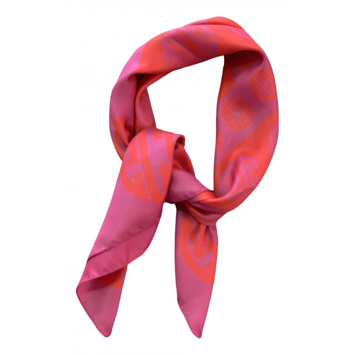 Gcds - Foulard   pour femme - rose