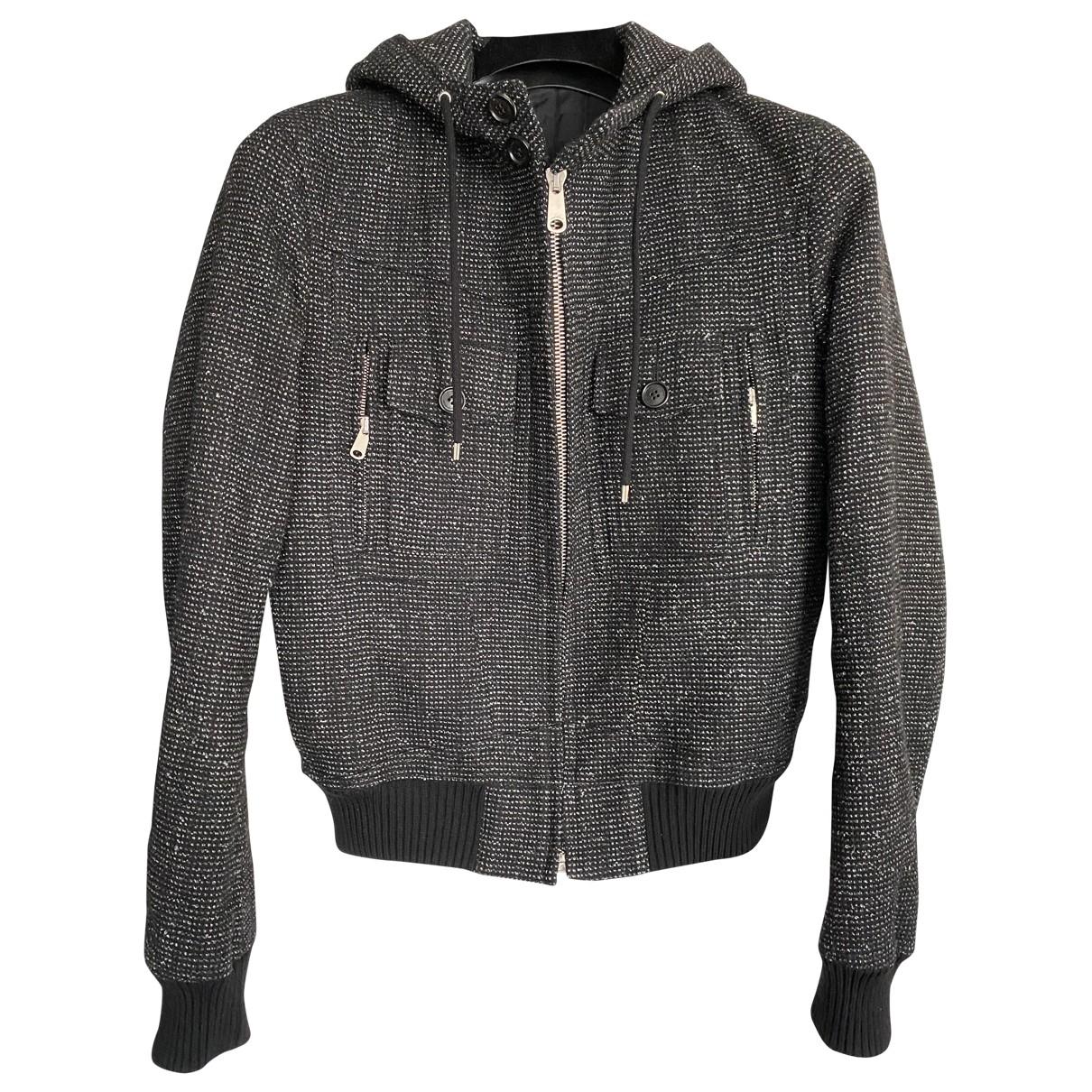 Dior Homme - Vestes.Blousons   pour homme en laine - anthracite