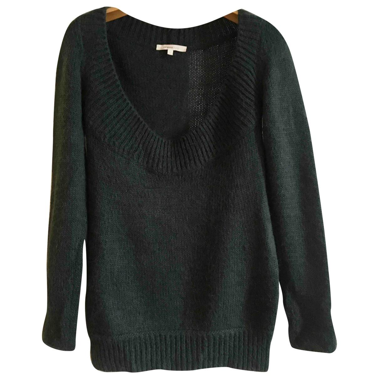 Vanessa Bruno - Pull   pour femme en laine - vert