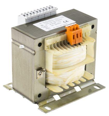 RS PRO 800VA Isolation Transformer, 0 → 230 → 400V ac Primary, 4 x 0-55-60V ac Secondary