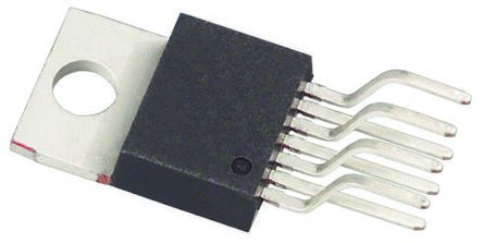 Texas Instruments , LM2676T-ADJ/NOPB Step-Down Switching Regulator, 1-Channel 3A Adjustable 7-Pin, TO-220