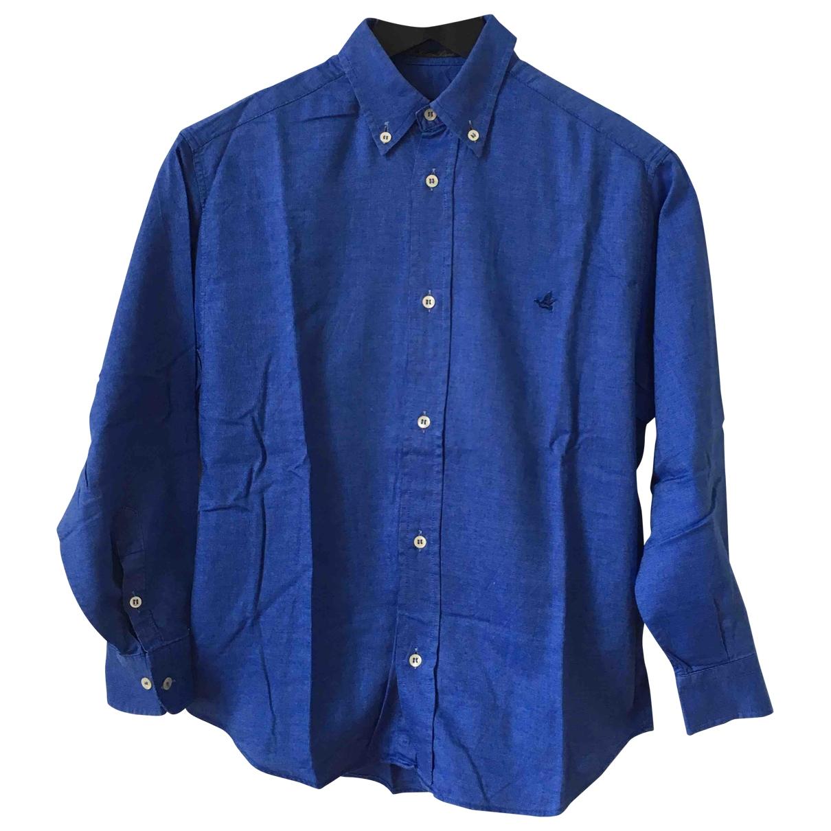 Brooksfield - Top   pour enfant en coton - bleu