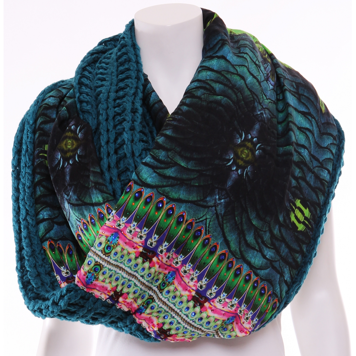 Camilla \N Wool scarf for Women \N