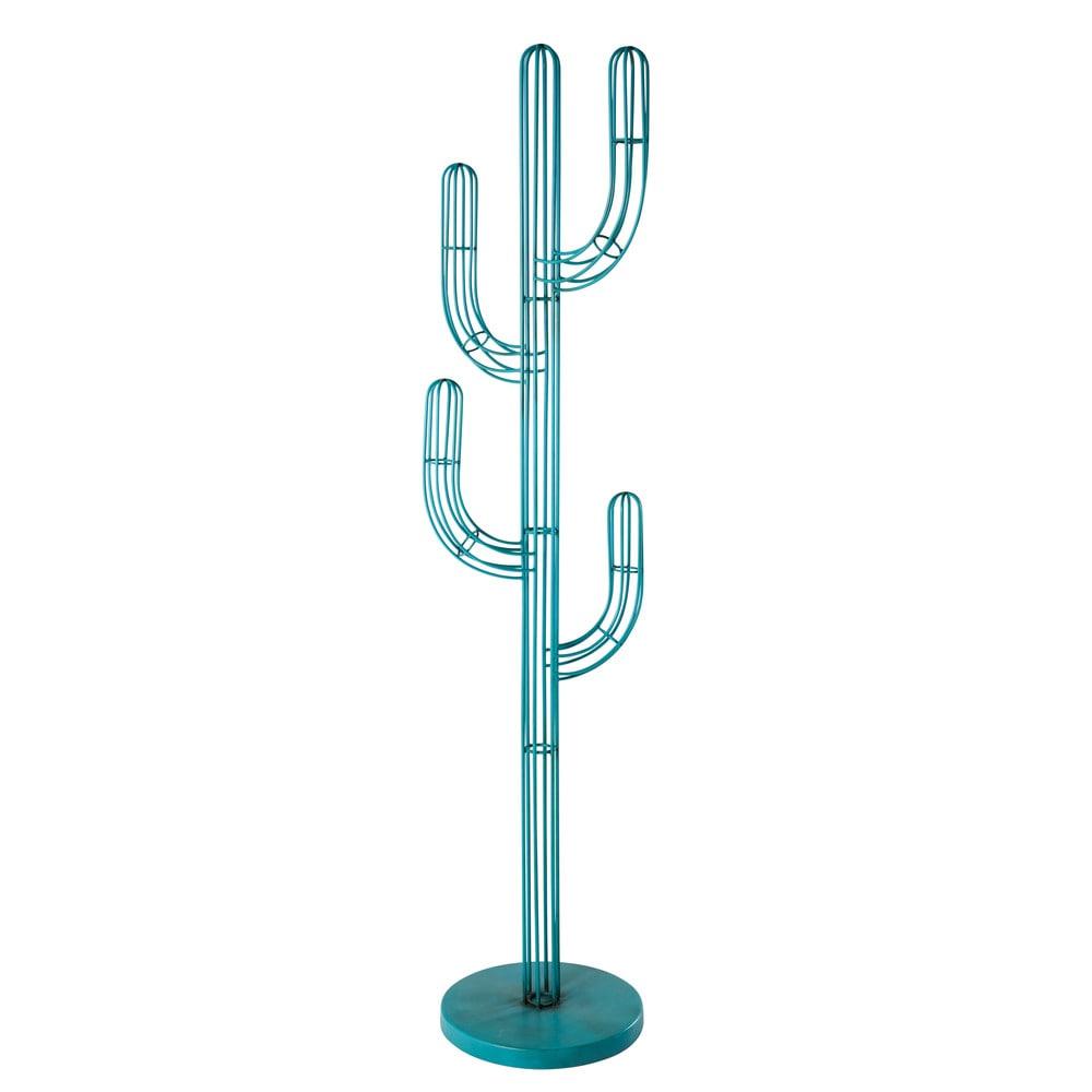 Garderobenstaender Kaktus aus Metall, gruen