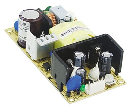 Mean Well , 65W Embedded Switch Mode Power Supply SMPS, 36V dc, Open Frame
