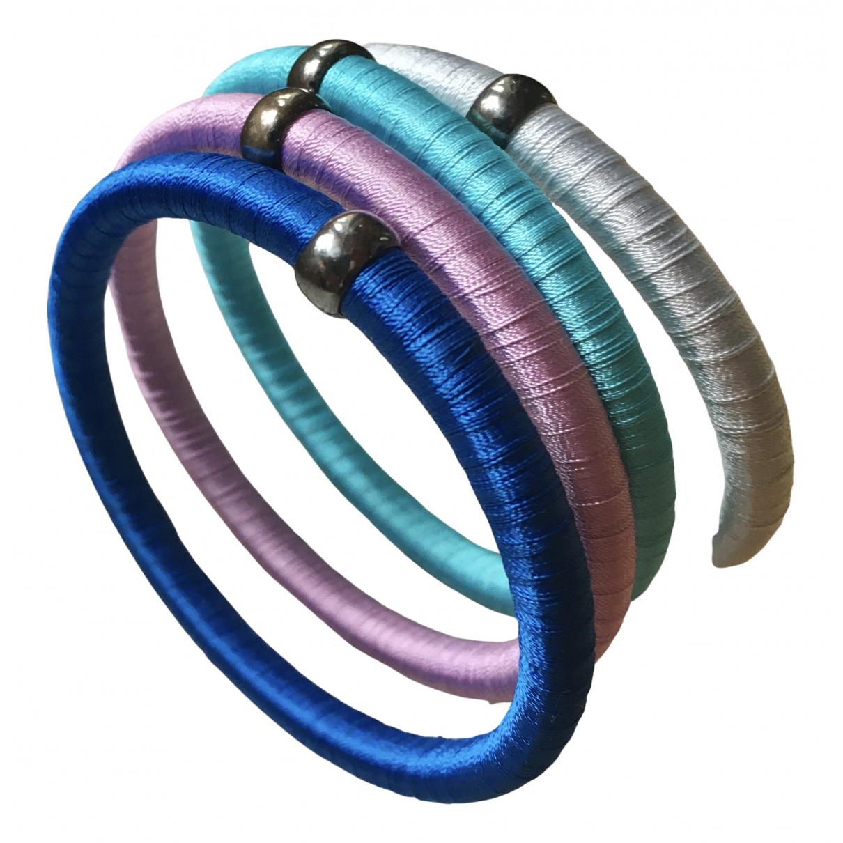 Autre Marque N Multicolour Silk bracelet for Women N