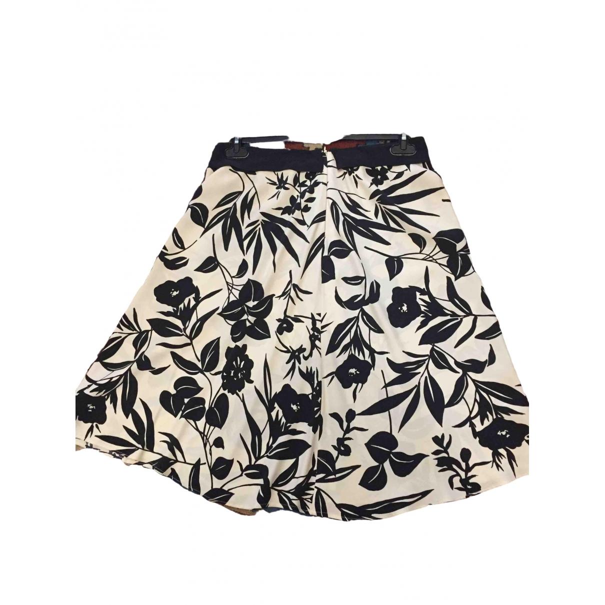 Etro \N White skirt for Women 46 IT