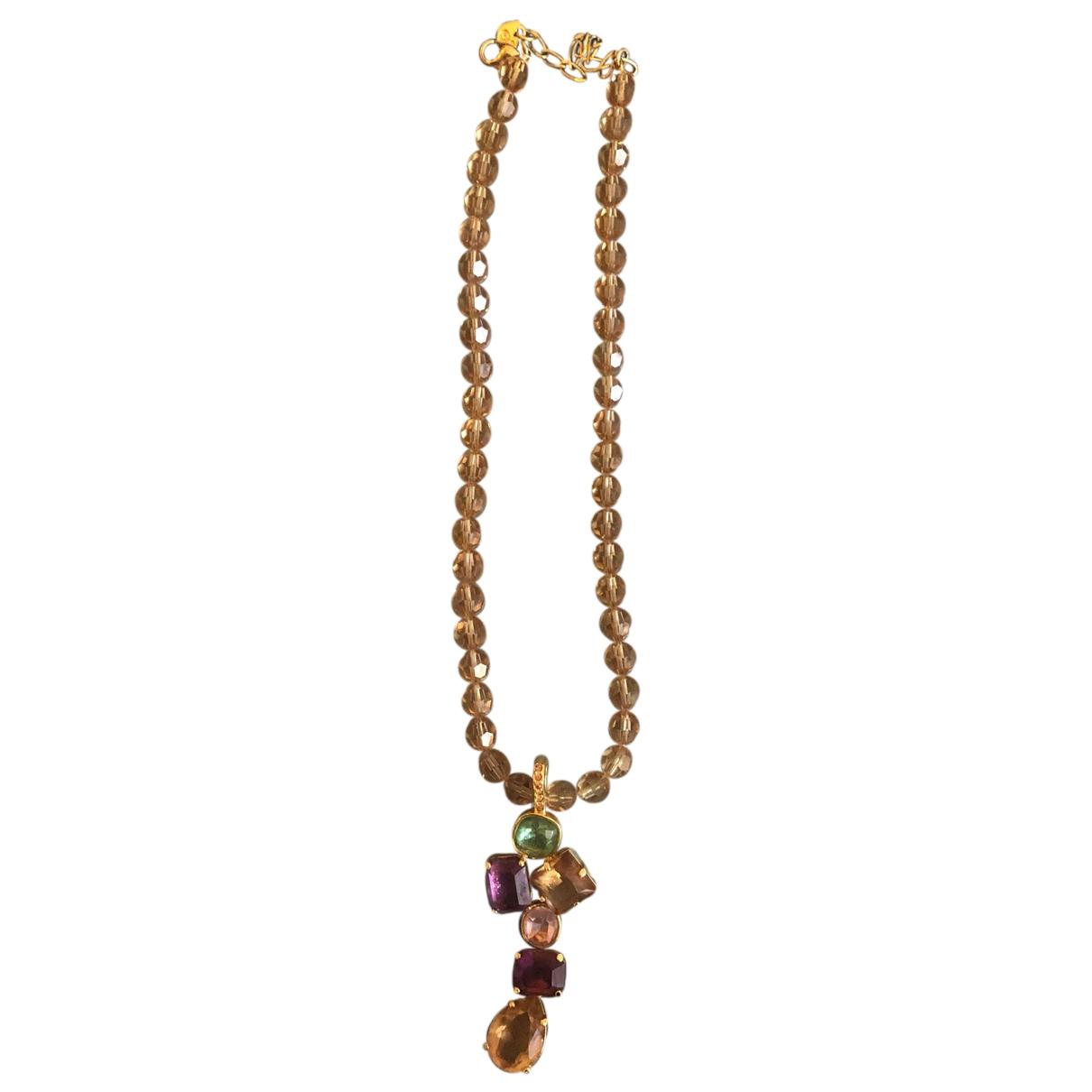 Swarovski - Bracelet   pour femme en perles - beige