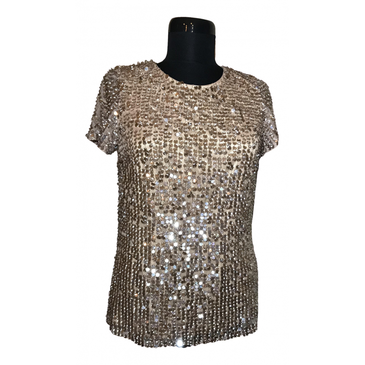 French Connection \N Gold  top for Women 34 FR