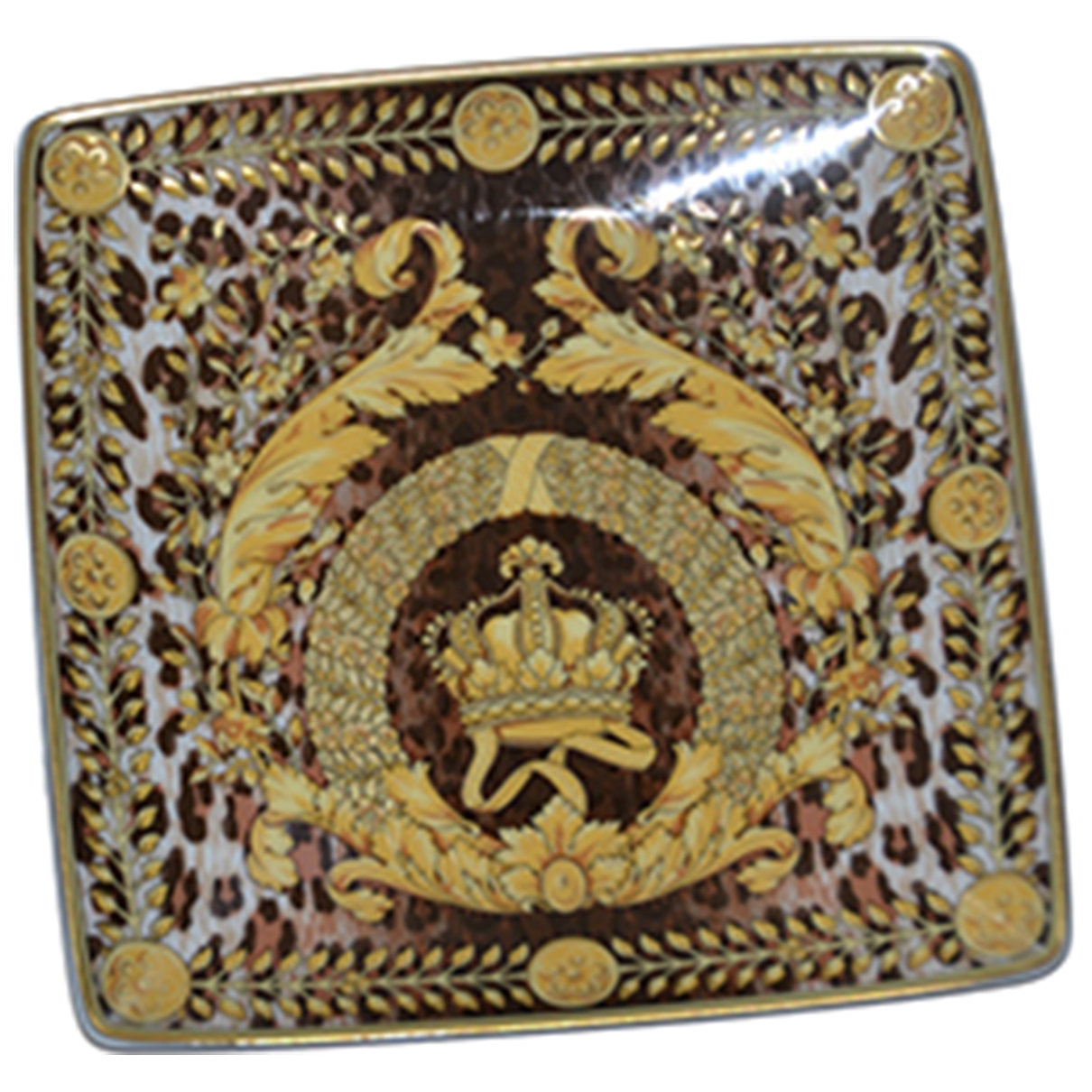 Vaciabolsillos de Porcelana Versace