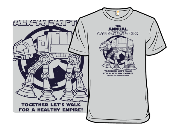 Walk-at-at-thon T Shirt