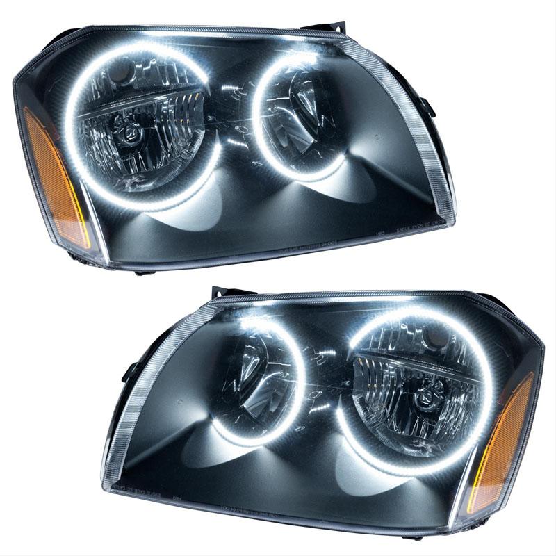 Oracle Lighting 7156-335 2005-2007 Dodge Magnum SMD HL - Black ColorSHIFT - BC1