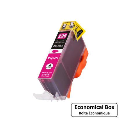 Compatible Canon CLI-226 Magenta Cartridge - Economical Box