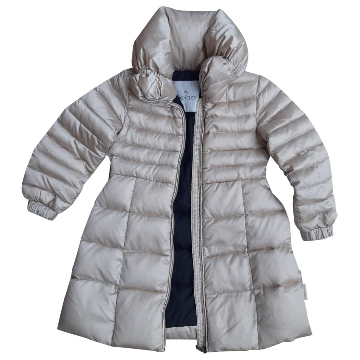 Moncler \N Beige jacket & coat for Kids 4 years - up to 102cm FR