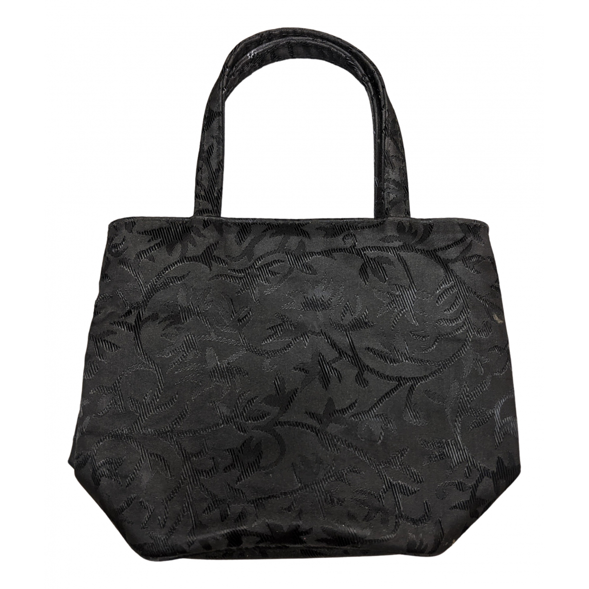 Non Signé / Unsigned N Black handbag for Women N