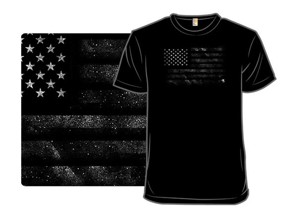 American Space T Shirt