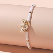 Maedchen Armband mit Tritonshorn Detail