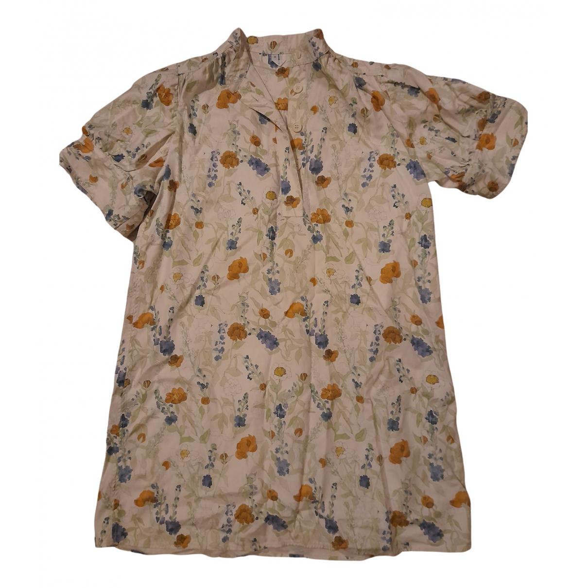 Arket - Robe   pour femme en coton