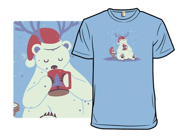 Polar Eggnog T Shirt