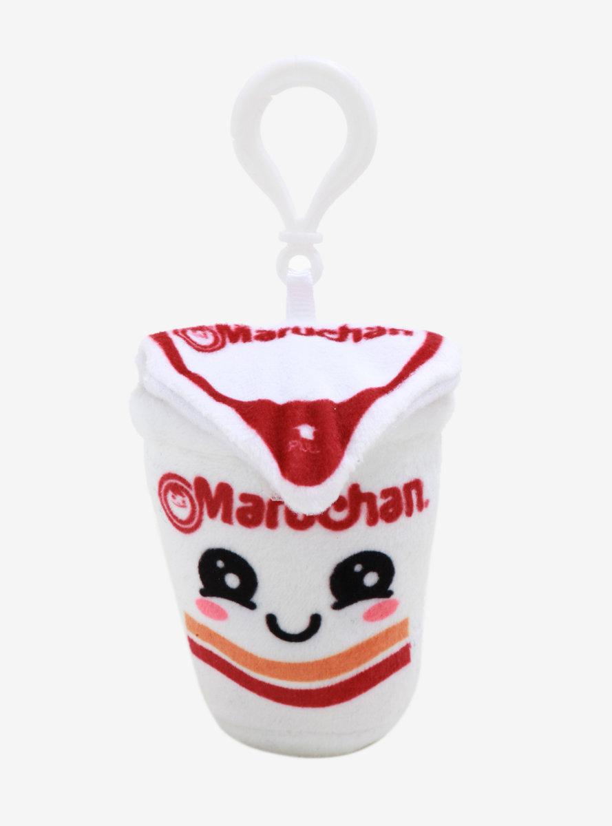 Maruchan Mini Plush Keychain