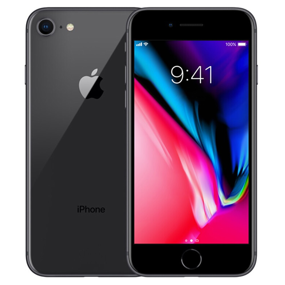 Apple iPhone 8 64GB Unlocked Gray 4.7