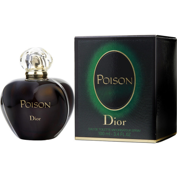 Poison - Christian Dior Eau de Toilette Spray 100 ML